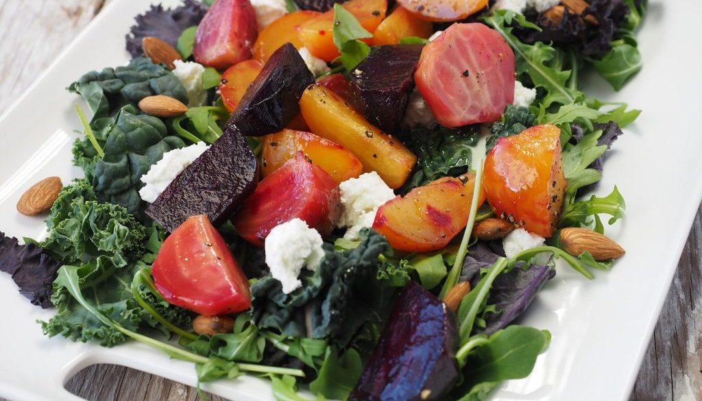 Delicious Beef Salad