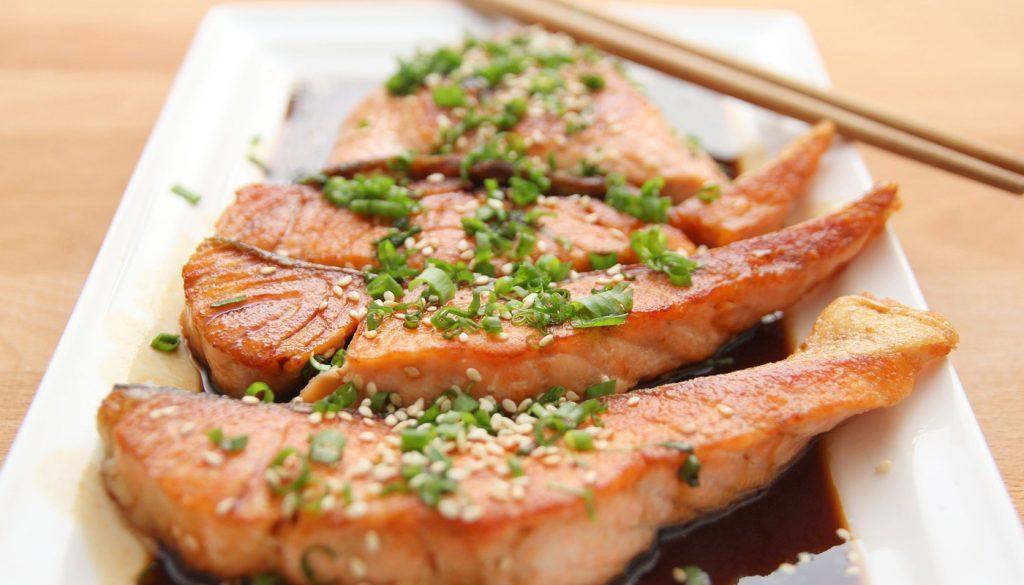 Tasty Japanese Tuna Sushi